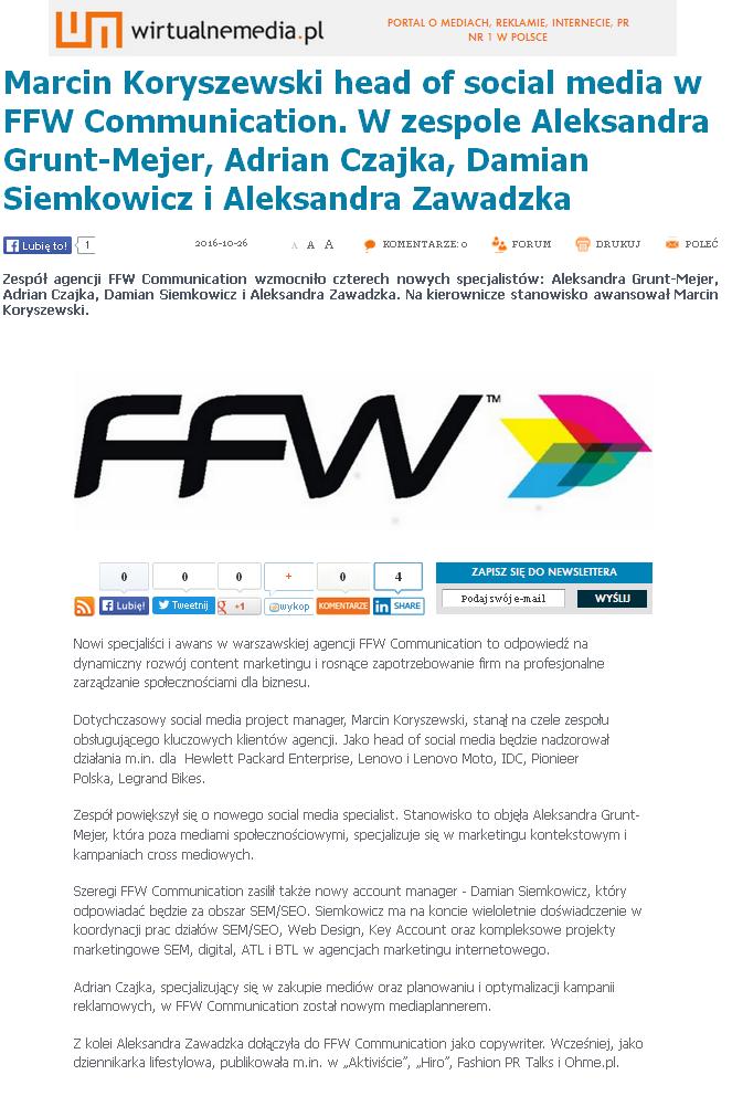 wirtualnemedia ffw