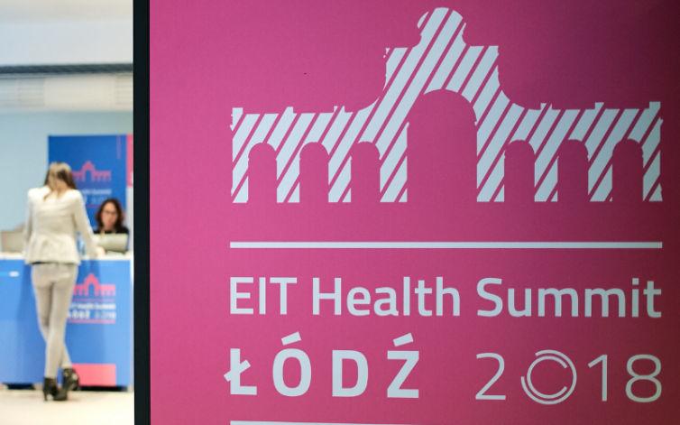 Organizacja EIT Health Summit