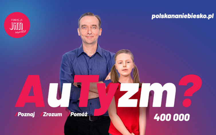 Kampania Polska na niebiesko